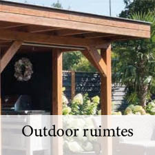 Outdoor ruimtes